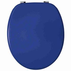 abattant wc bleu achat vente abattant wc bleu pas cher cdiscount. Black Bedroom Furniture Sets. Home Design Ideas