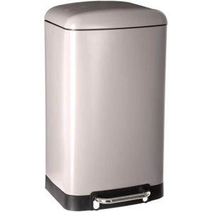 poubelle 30l achat vente poubelle 30l pas cher les soldes sur cdiscount cdiscount. Black Bedroom Furniture Sets. Home Design Ideas