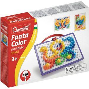 JEU DE PERLE Á REPASSER Fantacolor Mix 160 Quercetti