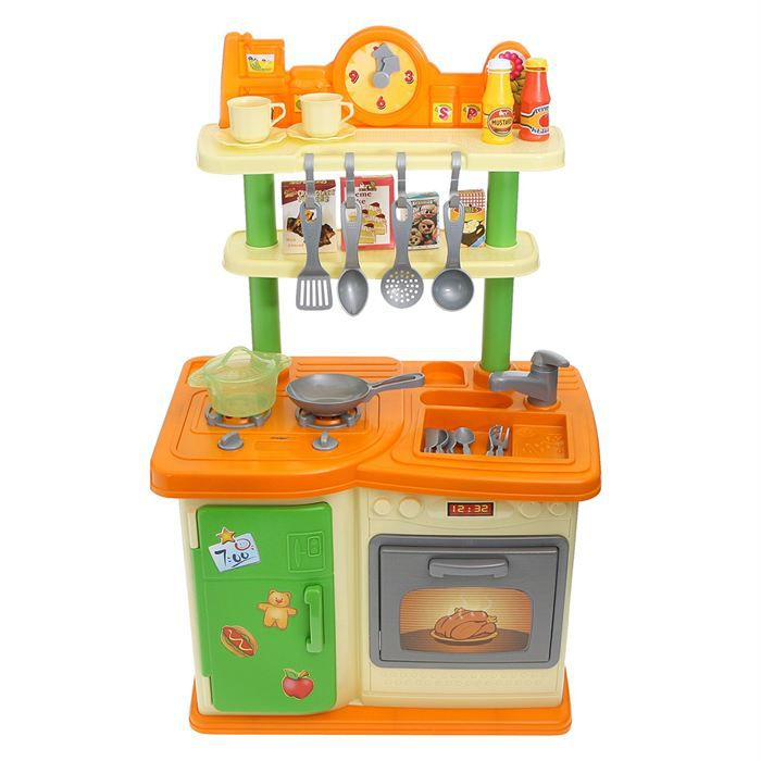 cuisine enfant 201 lectronique 30 accessoires redbox achat vente dinette cuisine cuisine