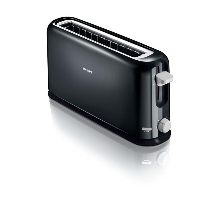 philips hd 2569 20 achat vente grille pain toaster. Black Bedroom Furniture Sets. Home Design Ideas
