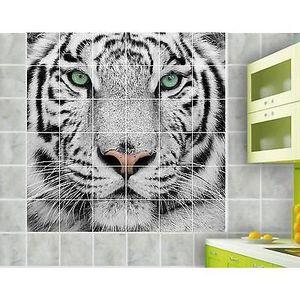 stickers pour faience achat vente stickers pour faience pas cher cdiscount. Black Bedroom Furniture Sets. Home Design Ideas