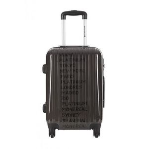 VALISE - BAGAGE PLATINIUM -  Valise - BACKLOW GRIS - Taille M