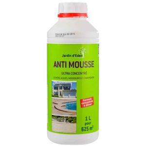 TRAITEMENTS PLANTES Antimousse ultra concentré 1 litre