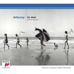 La mer by Claude Debussy (CD)