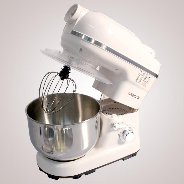 robot de cuisine mixeur multifonction 1000 w achat vente machine p tes robot de cuisine. Black Bedroom Furniture Sets. Home Design Ideas