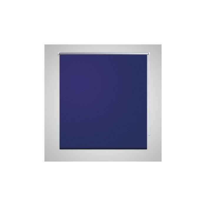 store enrouleur occultant 100 x 230 cm bleu achat. Black Bedroom Furniture Sets. Home Design Ideas