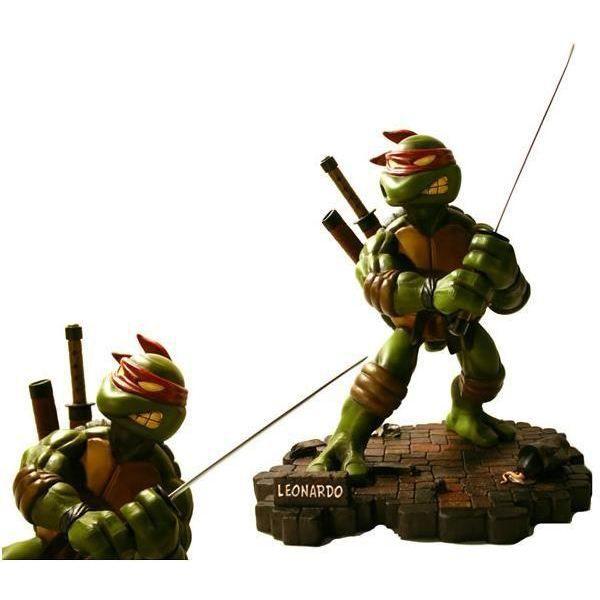 Figurine tortues ninja r sine leonardo achat vente figurine personnage figurine tortues - Leonardo tortues ninja ...