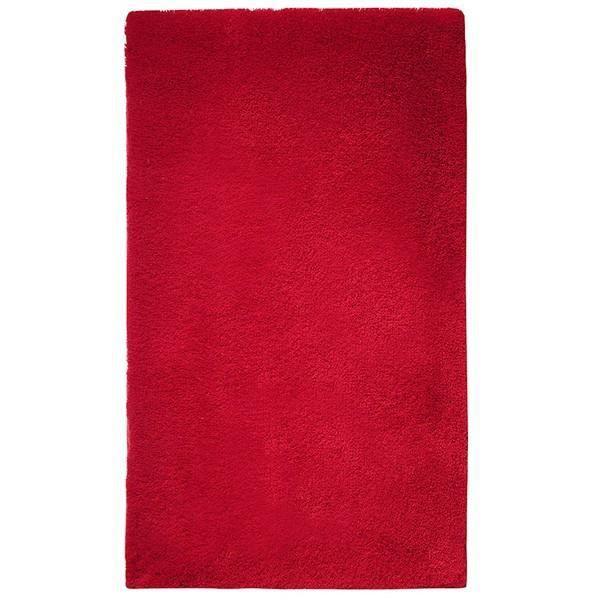 Tapis de salle de bain rouge event esprit home achat vente tapis bain t - Tapis de salle de bain rouge ...