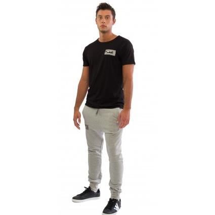 sarwall pantalon jogging homme w gris achat vente surv tement de sport cdiscount. Black Bedroom Furniture Sets. Home Design Ideas