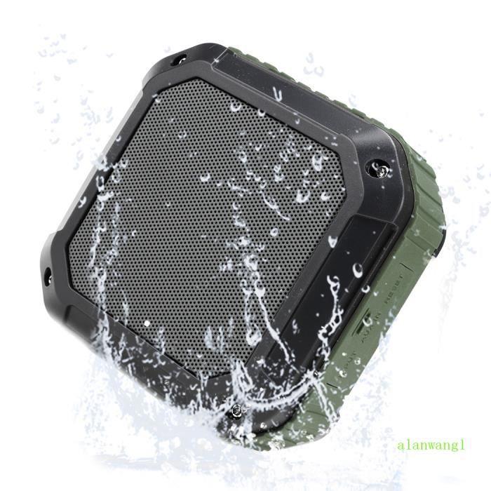 Imperm able douche d 39 ext rieur portable nfc sans fil for Exterieur speaker