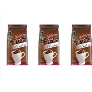 CACAO - CHOCOLAT CHOCOLAT POUDRE PRALINE DOMINO 3 X 1 KG