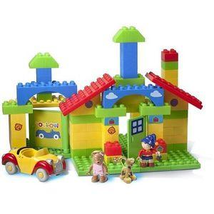 ASSEMBLAGE CONSTRUCTION Oui Oui Construction : Maison et Garage