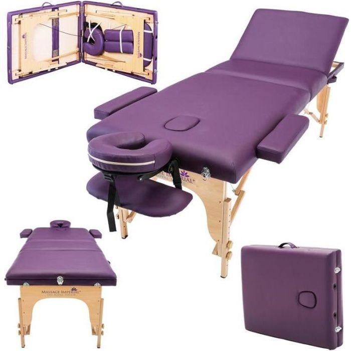 Table de massage pliante massage imperial chalfont pro for Table pliante largeur 85