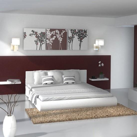 lit en similicuir blanc cr me 180 cm avec sommier achat vente lit complet lit en similicuir. Black Bedroom Furniture Sets. Home Design Ideas