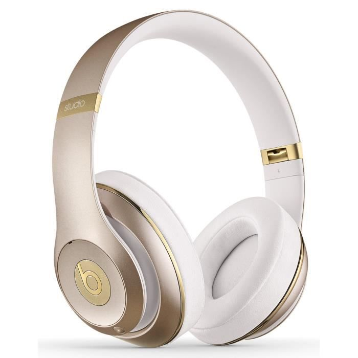 beats by dr dre studio wireless casque audio or. Black Bedroom Furniture Sets. Home Design Ideas