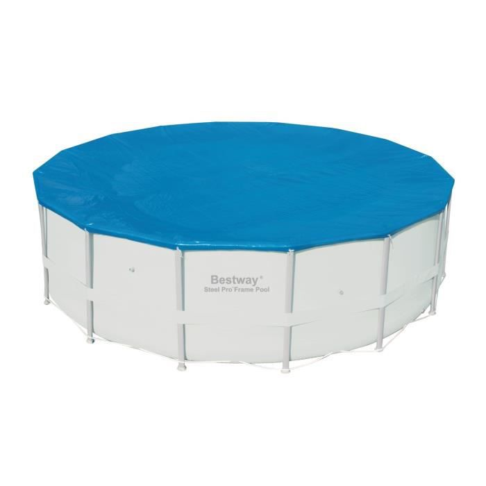 B che 4 saisons pour frame pool ronde 488 cm achat for Piscine tubulaire ronde 2 44