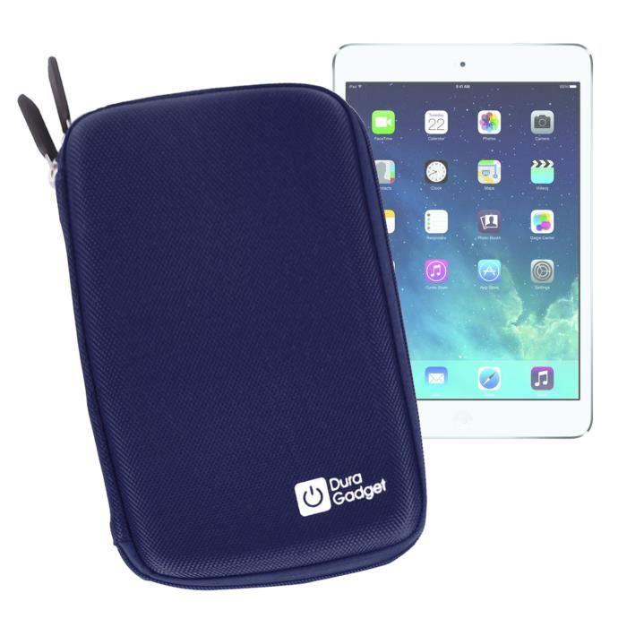 etui bleu rigide pour tablette apple ipad air 2 prix pas. Black Bedroom Furniture Sets. Home Design Ideas