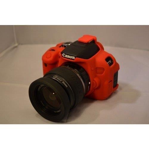Easycover ecc650dr coque en silicone pour canon achat for Housse canon 700d