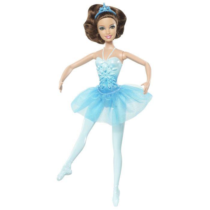 Barbie ballerine bleue achat vente poup e cdiscount - Barbie ballerine ...