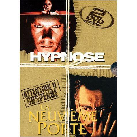 dvd coffret hypnose la 9eme porte en dvd film pas cher