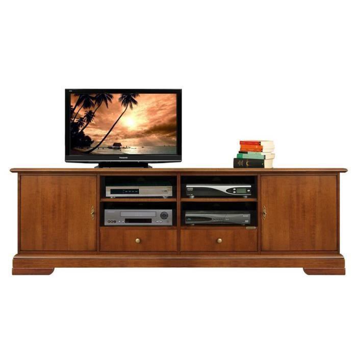 Meuble tv simply largeur 200 cm achat vente meuble tv - Meuble tv largeur 80 cm ...