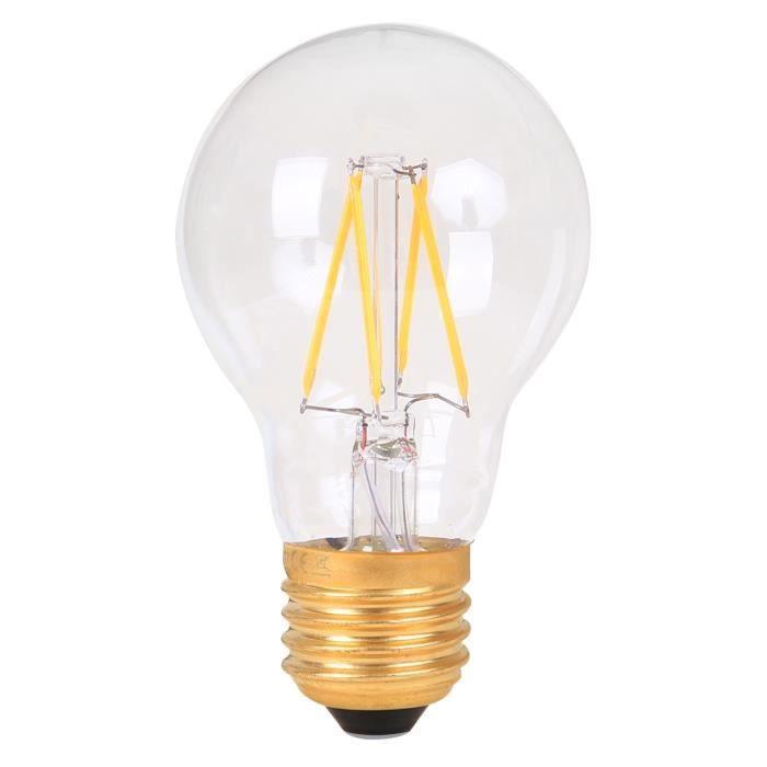 ampoule filament led 4w e27 girard sudron achat vente ampoule led cdiscount. Black Bedroom Furniture Sets. Home Design Ideas