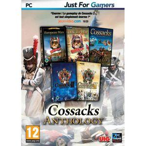JEU PC Cossacks Anthology Jeu PC