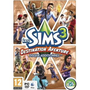 JEU PC Sims 3 Destination Aventure Jeu PC