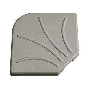 pied de parasol beton 25 kg achat vente pied de. Black Bedroom Furniture Sets. Home Design Ideas