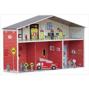 Cadeau pompier achat vente cadeau pompier pas cher - Caserne pompier playmobil pas cher ...