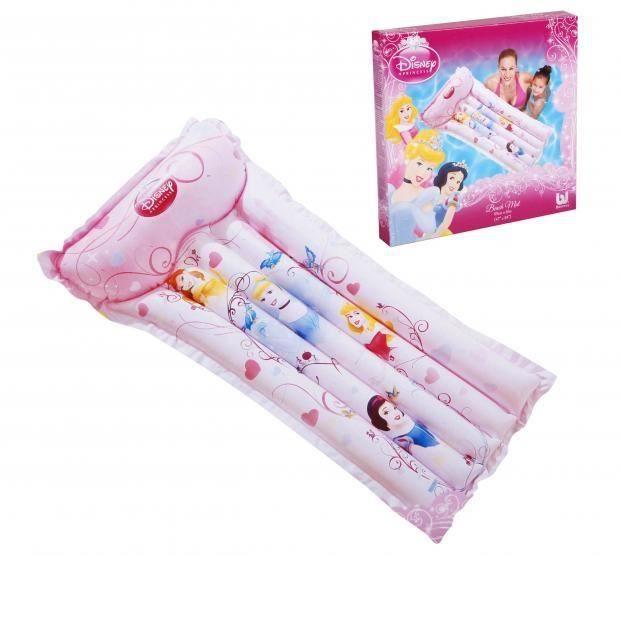 Matelas pneumatique gonflable princesse 119x61cm piscine 688 achat vente bou e - Matelas pneumatique enfant ...