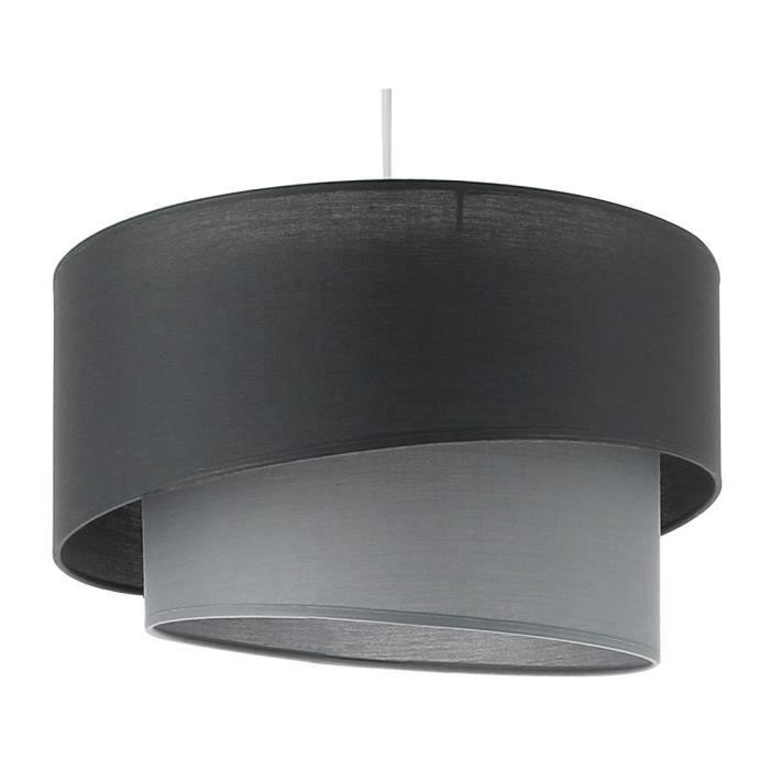 suspension luminaire ionos gris anthracite gris titane metropolight achat vente suspension. Black Bedroom Furniture Sets. Home Design Ideas