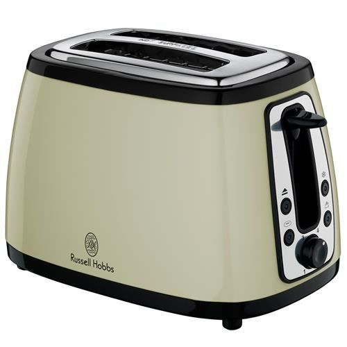 grille pain russell hobbs cottage cream achat vente. Black Bedroom Furniture Sets. Home Design Ideas