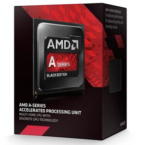 PROCESSEUR AMD Processeur A10-7890K BLACK EDITION - 95W - 4.1
