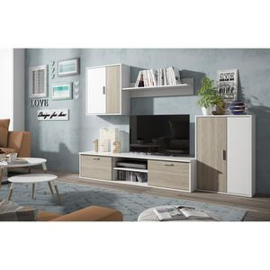 Meuble pour tele achat vente meuble pour tele pas cher for Ensemble sejour