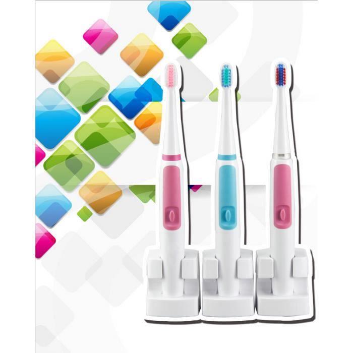 des vibrations ultrasonores inductive charge brosse dents lectrique pour nettoyer les. Black Bedroom Furniture Sets. Home Design Ideas