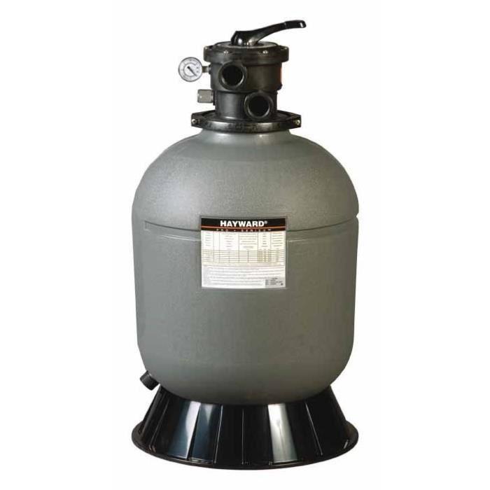 Hayward protop filtre sable s rie s210t achat vente pompe filtration - Verre pour filtre a sable ...