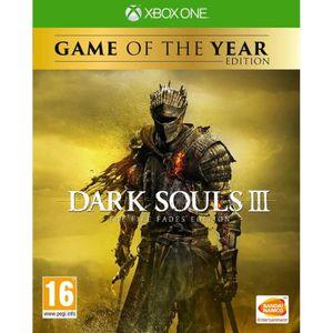 JEU XBOX ONE NOUVEAUTÉ Dark Souls III GOTY Jeu Xbox One