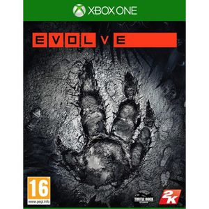 JEUX XBOX ONE Evolve Jeu XBOX One