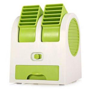 mini ventilateur pour voiture usb ou 3 piles couleur vert achat vente d sodorisant auto. Black Bedroom Furniture Sets. Home Design Ideas