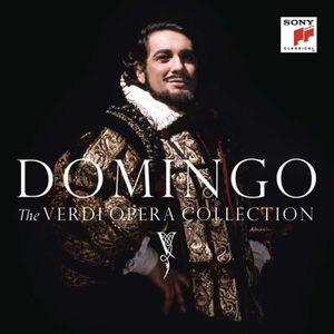 CD MUSIQUE CLASSIQUE The Verdi Opera Collection by Placido Domingo