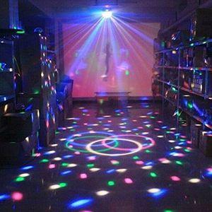 AMPOULE ÉCLAIRAGE SCÈNE Cristal Lampe de Scène GVB DJ LED Atmosphère Lumiè