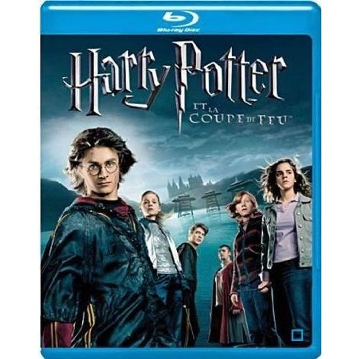 Blu ray harry potter et la coupe de feu en dvd film pas - Film harry potter et la coupe de feu streaming ...