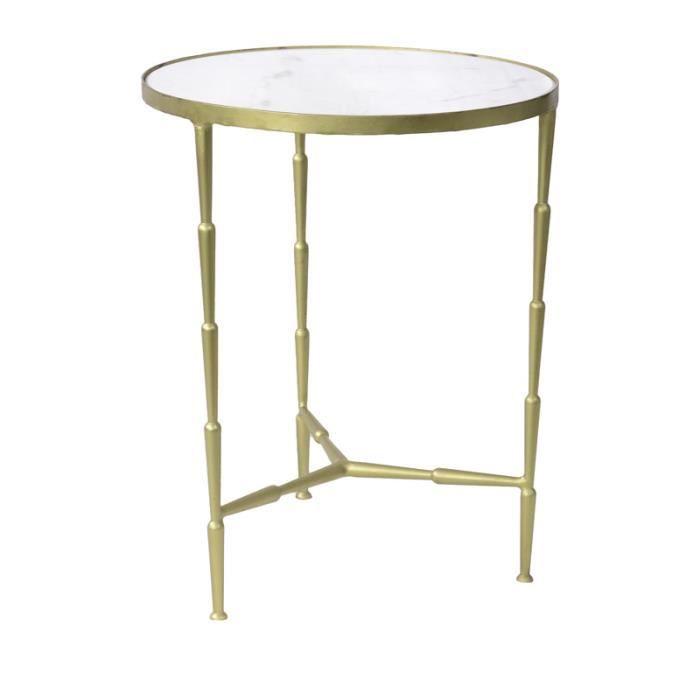 table d 39 appoint en marbre meuble house gris achat. Black Bedroom Furniture Sets. Home Design Ideas