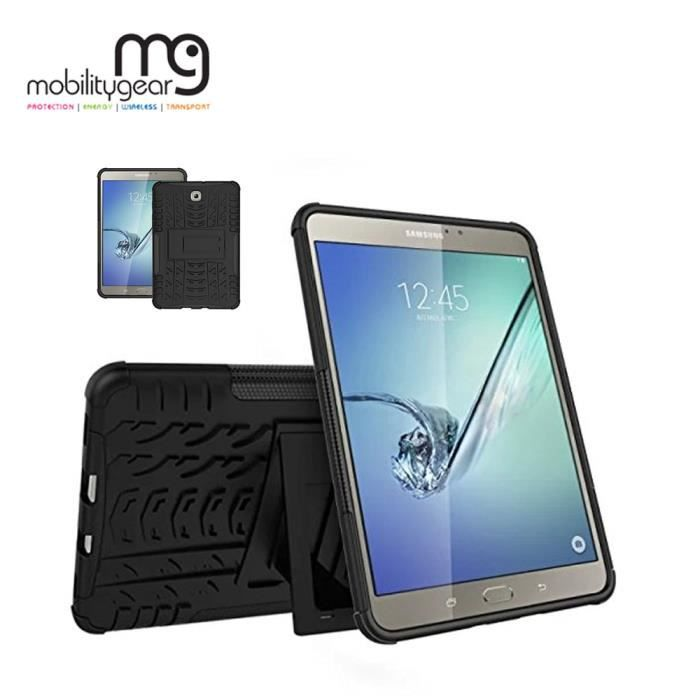 Coque antichoc stand pour samsung galaxy tab s2 8 0 t710 for Housse tab s2 8
