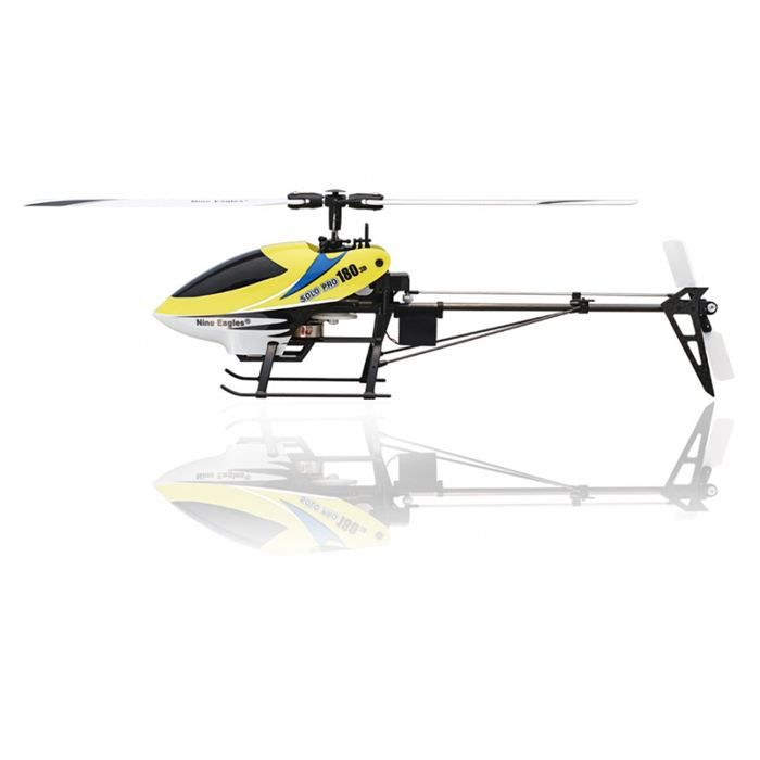 H licopt re radiocommand solo pro 180 jaune achat vente aviation h licop - Helicoptere rouge et jaune ...