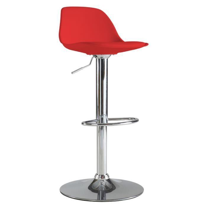 tabouret de bar rouge ikea maison design. Black Bedroom Furniture Sets. Home Design Ideas