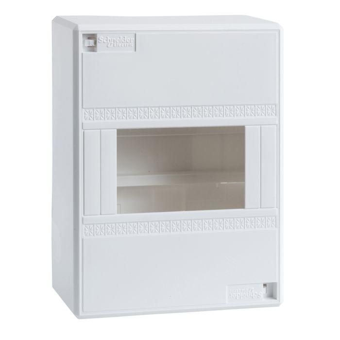 mini coffret opale 4 pas achat vente tableau lectrique mini coffret opale 4 pas petit. Black Bedroom Furniture Sets. Home Design Ideas