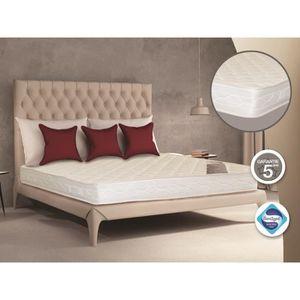 lit 2 places avec sommier et matelas achat vente lit 2 places avec sommier et matelas pas. Black Bedroom Furniture Sets. Home Design Ideas